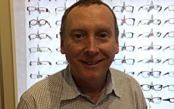 profile photo of David Clowes Optometrists Eyecare Eyewear Chinchilla