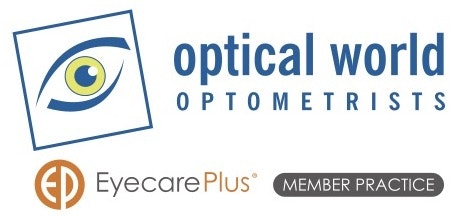 logo for Optical World Elsternwick Optometrists