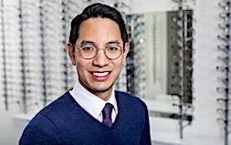 profile photo of Darran Yeow Optometrists Dingley Eye Centre