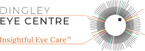 logo for Dingley Eye Centre Optometrists