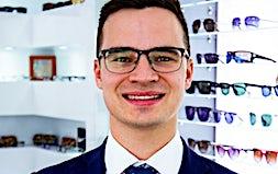 profile photo of Dylan Bentley Optometrists Innovative Eye Care Adelaide