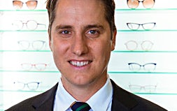 profile photo of Lachlan Hoy Optometrists Innovative Eye Care Adelaide