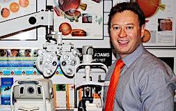 profile photo of Brian Adams Optometrists Eyecare Plus The Junction