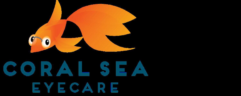 logo for Coral Sea Eyecare Optometrists