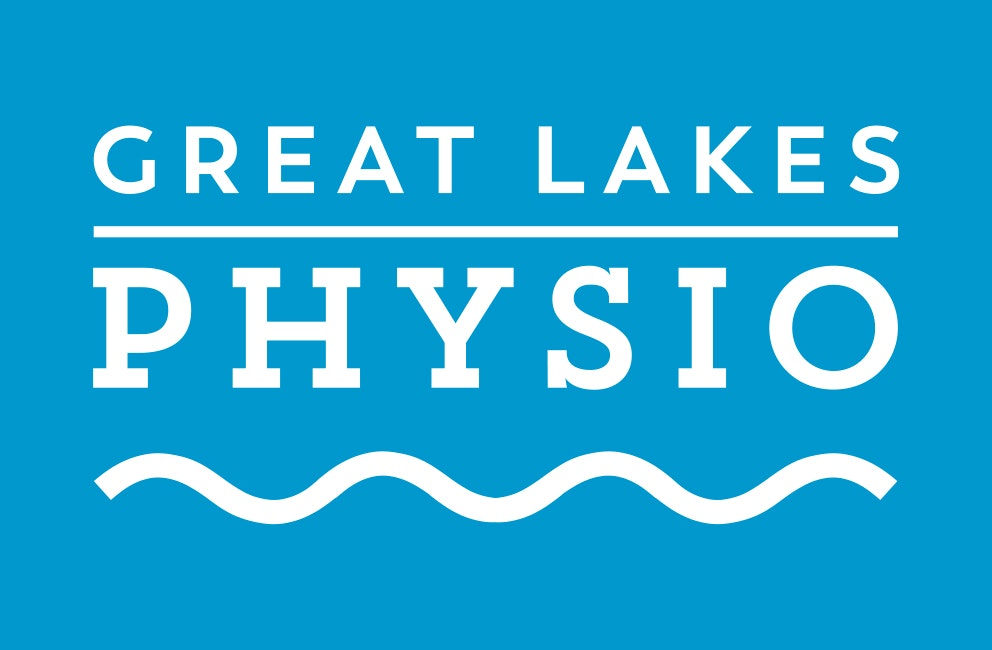 logo for Great Lakes Physiotherapy Physiotherapists