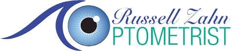logo for Russell Zahn Optometrist Optometrists