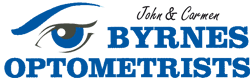 logo for Byrnes Optometrist Optometrists