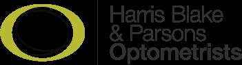 logo for Harris Blake & Parsons Croydon Optometrists