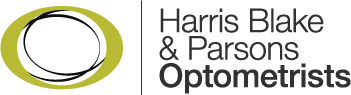 logo for Harris Blake & Parsons Ringwood Optometrists