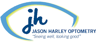 logo for Jason Harley Optometrists Merimbula Optometrists