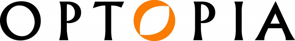 logo for Optopia  Optometrists