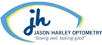 logo for Jason Harley Optometrists Bega Optometrists
