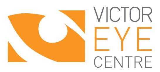 logo for Victor Eye Centre Optometrists