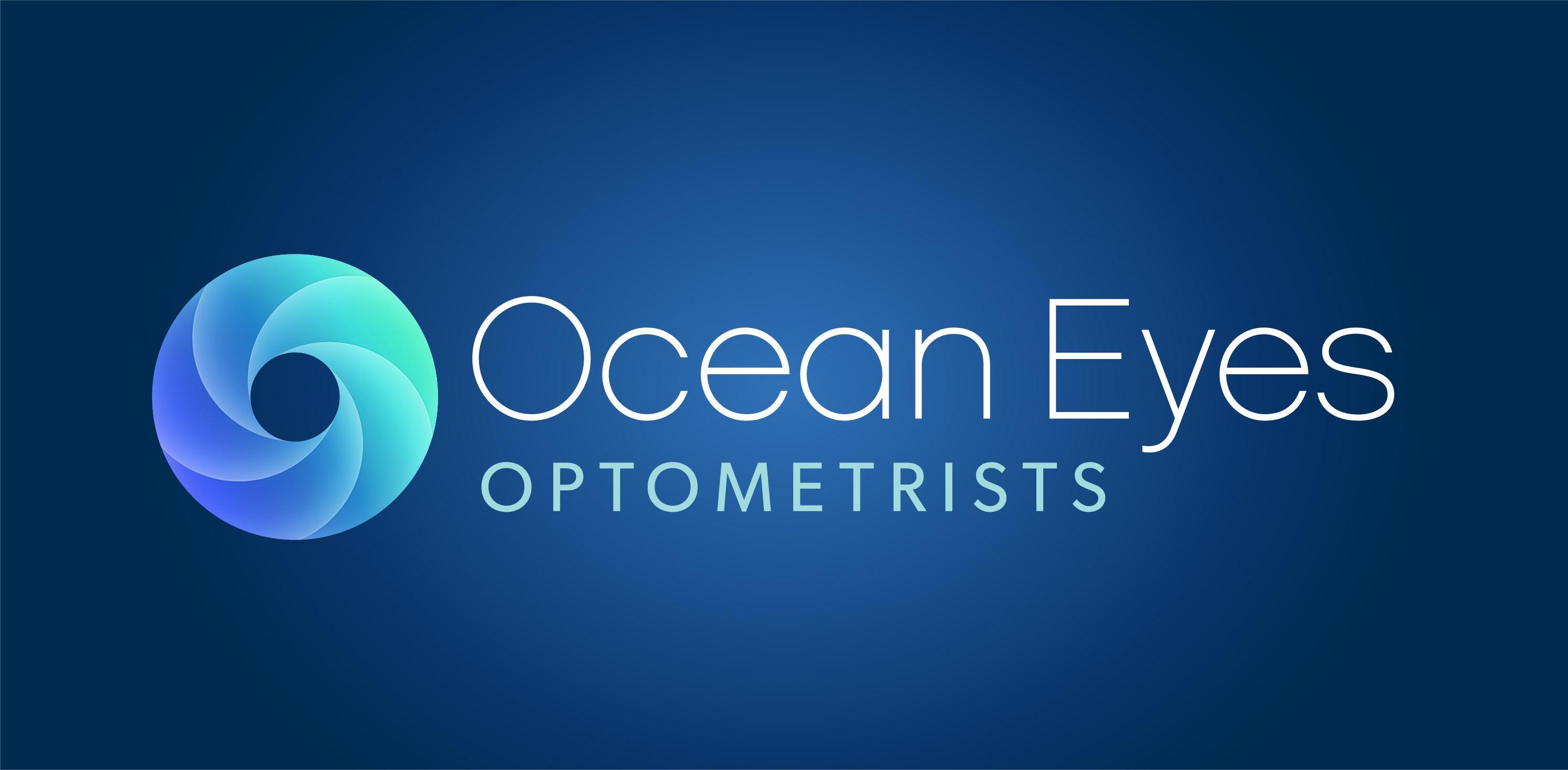 logo for Ocean Eyes Optometrists Optometrists