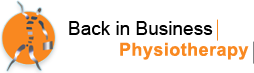 logo for Back in Business Physiotherapy Physiotherapists