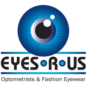 logo for Eyes R Us North Mackay Central Optometrists