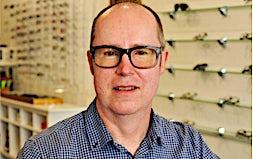 profile photo of Martin Kirsch Optometrists Eye Gallery Highton