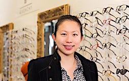 profile photo of Siyin Wang Optometrists Eye Gallery Highton