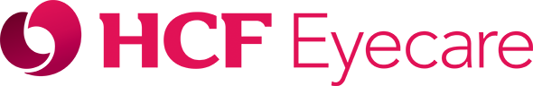 logo for HCF Eyecare Parramatta Optometrists