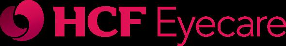 logo for HCF Eyecare Hurstville Optometrists