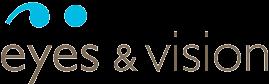 logo for Eyes & Vision - Hallett Cove Optometrists