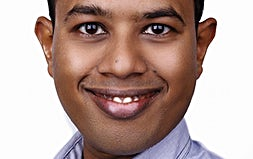 profile photo of Shuvagata Bose Optometrists Adrian Cornale EyeQ Optometrists Port Macquarie