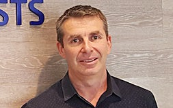 profile photo of Damien Lonergan Optometrists Tony Ireland EyeQ Optometrists Batemans Bay