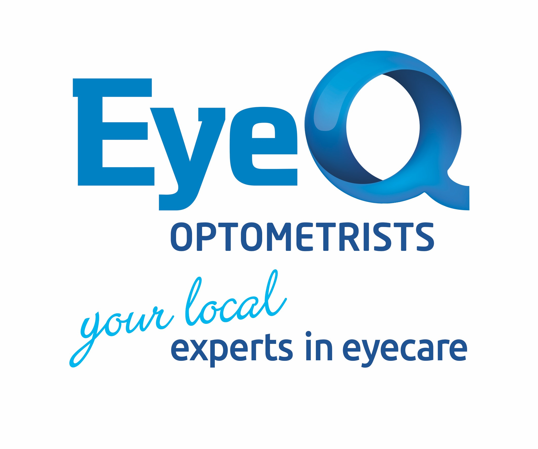 logo for EyeQ Optometrists Newton Optometrists