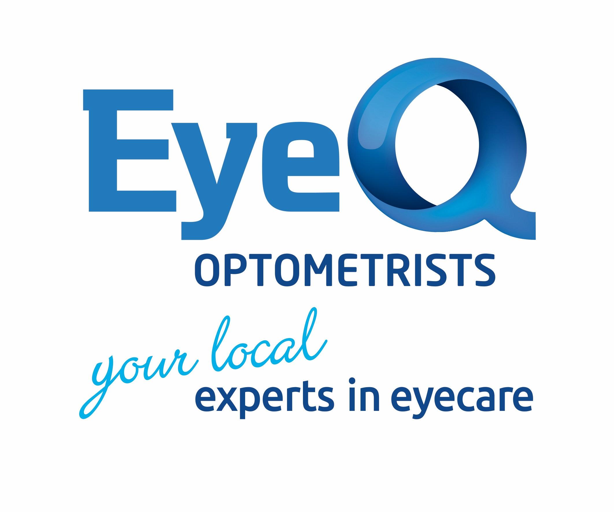 logo for EyeQ Optometrists Baulkham Hills Optometrists