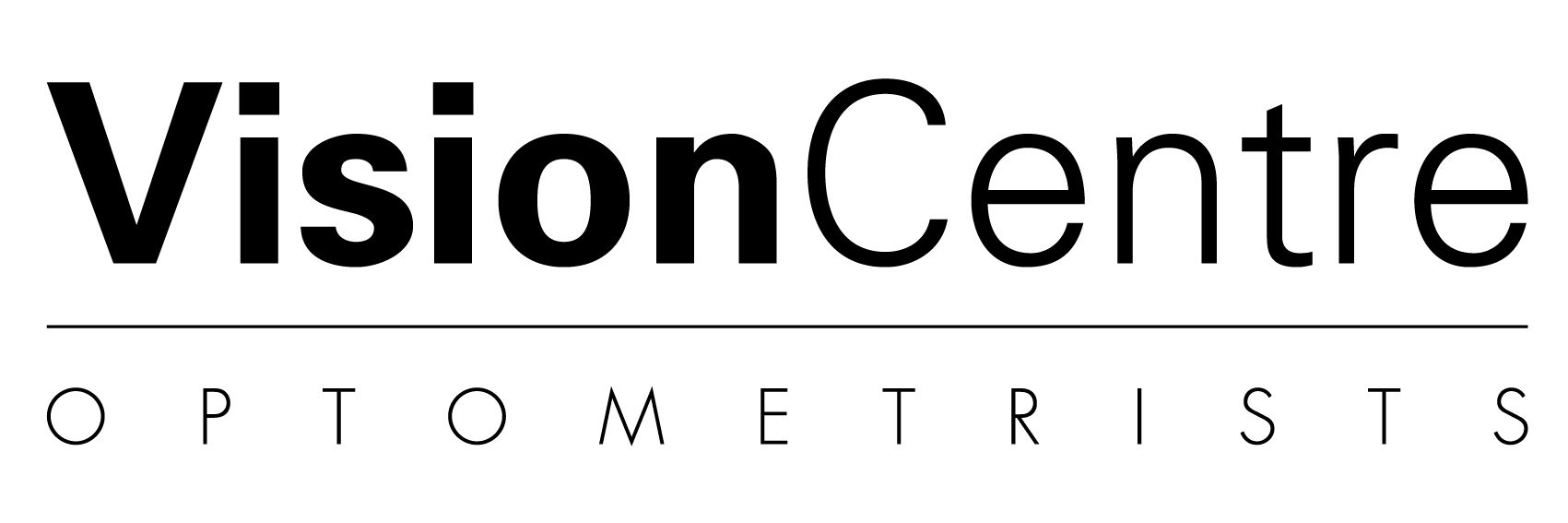logo for Vision Centre Botany Optometrists