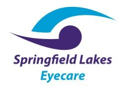 logo for Springfield Lakes Eyecare Optometrists