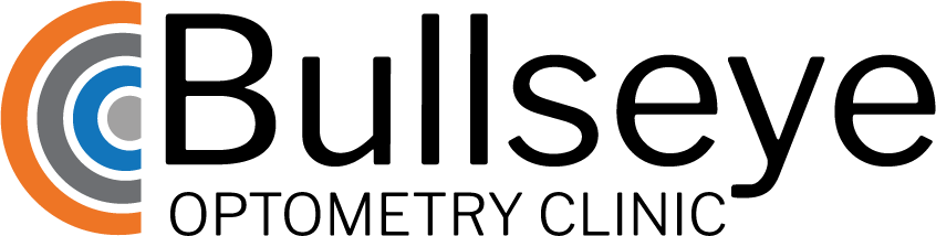 logo for Bullseye Optometry Clinic Leeming Optometrists