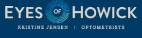 logo for Eyes of Howick Optometrist Optometrists