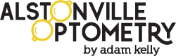 logo for Alstonville Optometry by Adam Kelly Optometrists