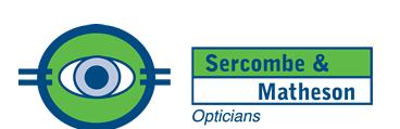 logo for Sercombe and Matheson Opticians - Kiwi Wealth House Optometrists