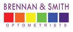 logo for Brennan & Smith Optometrists - Glen Innes Optometrists