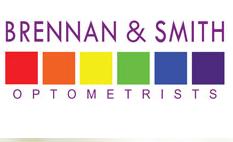 logo for Brennan & Smith Optometrists - Tenterfield Optometrists