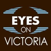 logo for Eyes On Victoria Optometrists
