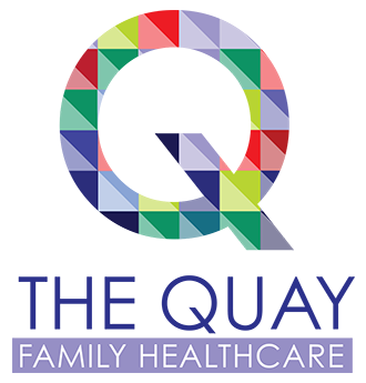 logo for The Quay Family Healthcare Doctors