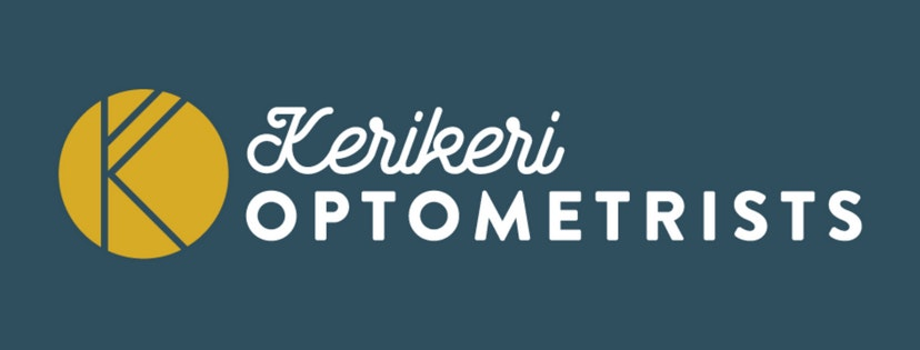 logo for Kerikeri Optometrists Optometrists