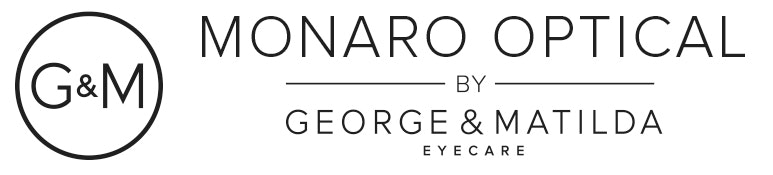 logo for Monaro Optical by George & Matilda Eyecare - Cooma Optometrists