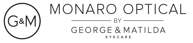 logo for Monaro Optical by George & Matilda Eyecare - Cooma Optometrists