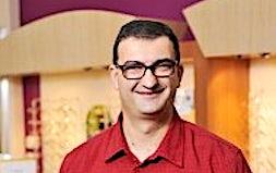 profile photo of Dr Nicholas Altuneg Optometrists Eyes by Design
