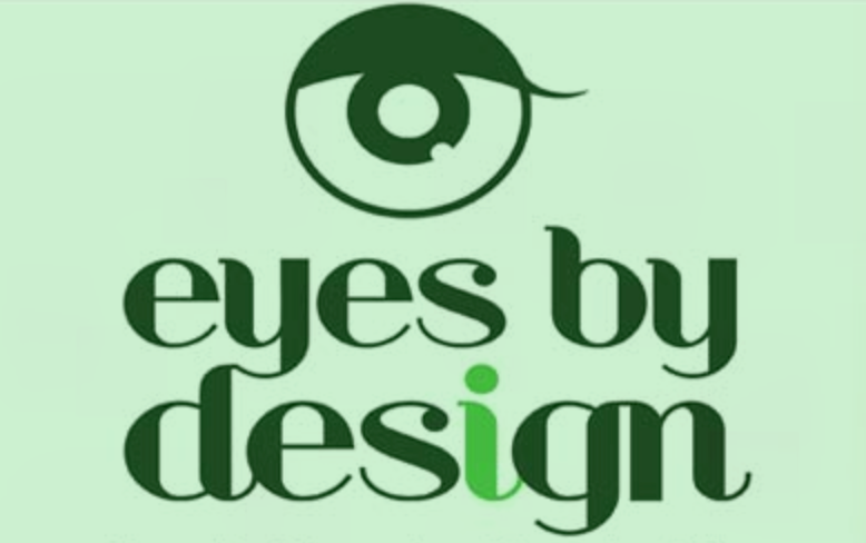 logo for Eyes by Design Optometrists