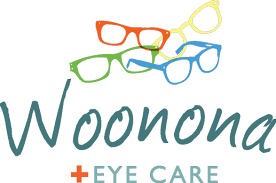 logo for Woonona Eyecare Optometrists