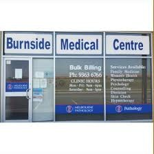 logo for Burnside Medical Centre  Doctors