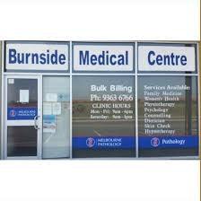 logo for Burnside Medical Centre  Doctors