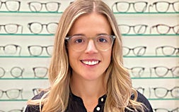 profile photo of Dr Annabel Fothergill Optometrists Cooper & Lourie Family Optometrists - Innaloo