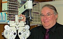 profile photo of Ian Brigden Optometrists Eyecare Plus Nelson Bay