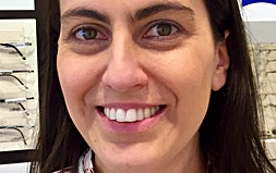 profile photo of Monica Massimini Optometrists JOYCE Optometrists